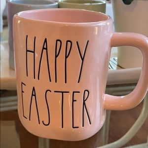 Rae Dunn Happy Easter mug NEW